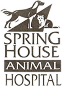 Spring House Animal Hospital Logo
