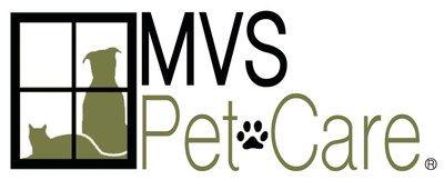 MVS Pet Care Logo