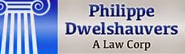 Law Offices of Philippe Dwelshauvers Logo