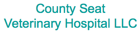 County Seat Veterinary Hospital Logo