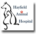 Hayfield Animal Hospital Logo