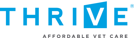 Thrive Affordable Vet Care Logo