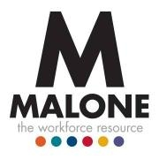 Malone Workforce Solutions Logo