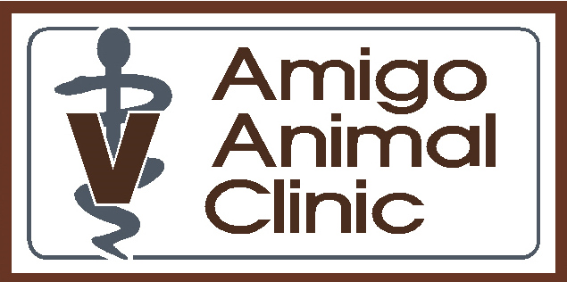Amigo Animal Clinic Logo