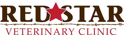 Red Star Veterinary Clinic Logo