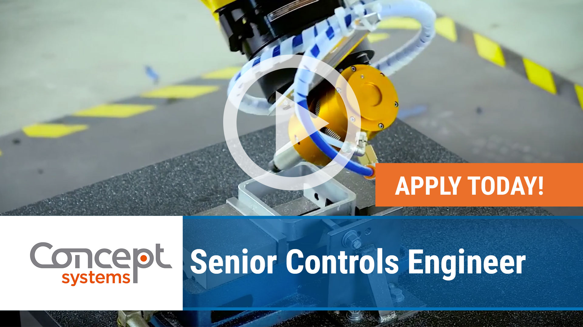 Watch our careers video for available job opening Senior Controls Engineer in Seattle, Washington