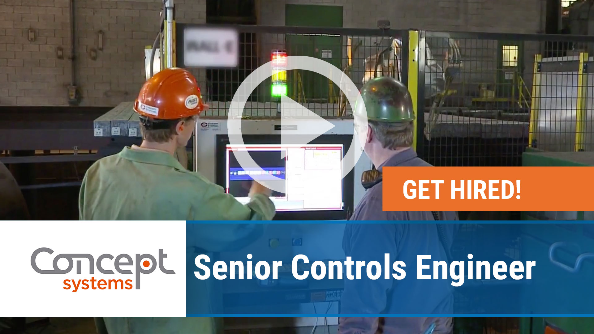 Watch our careers video for available job opening Senior Controls Engineer in Charlotte, North Carolina