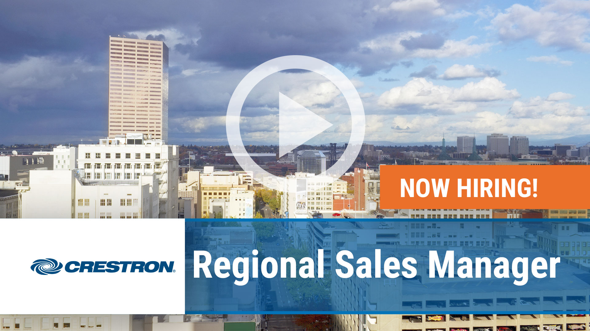 Watch our careers video for available job opening Regional Sales Manager in Rockleigh, NJ West Hollywood, CA Schaumburg, IL