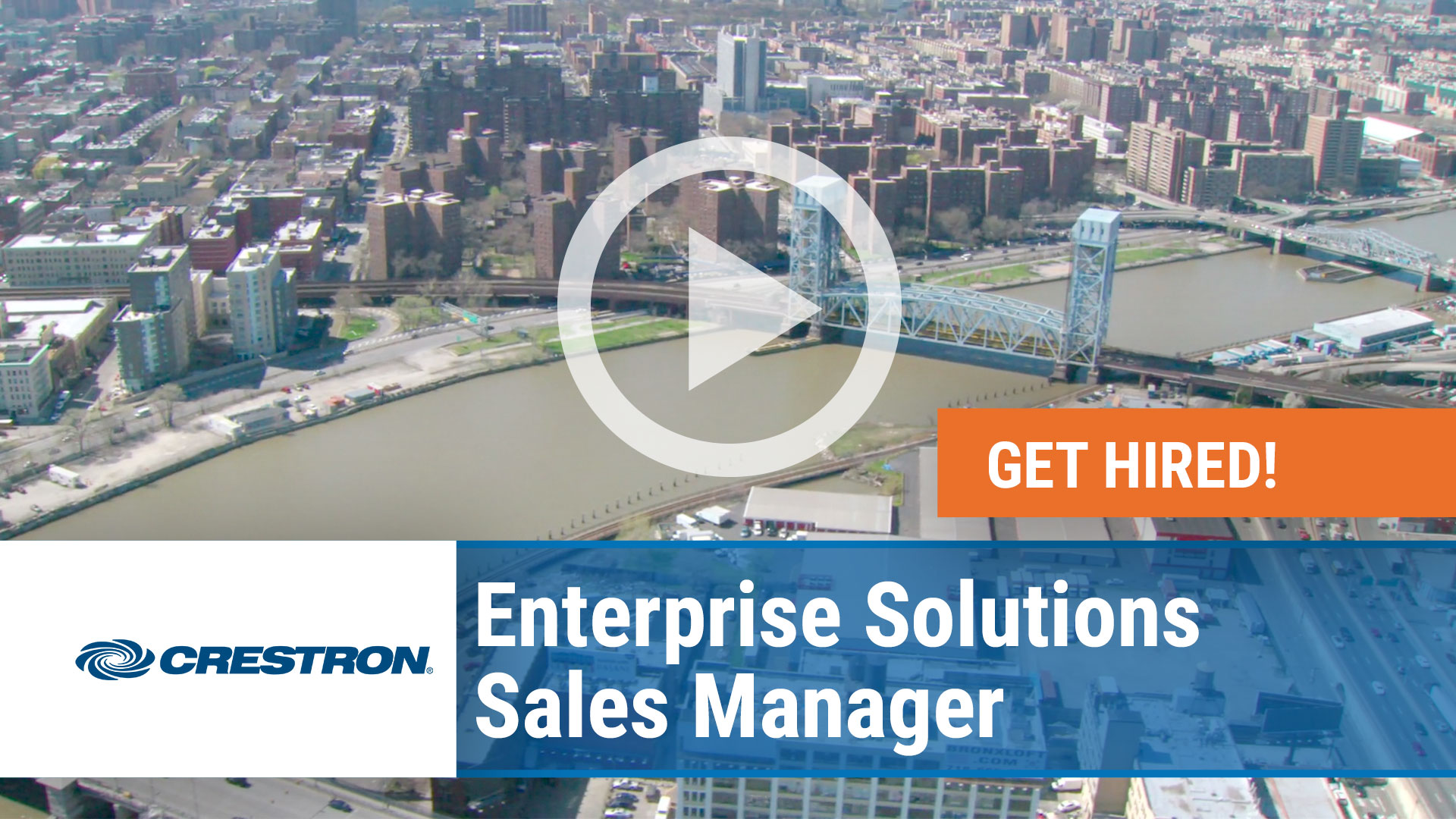 Watch our careers video for available job opening Enterprise Solutions Sales Manager in Indianapolis, IN