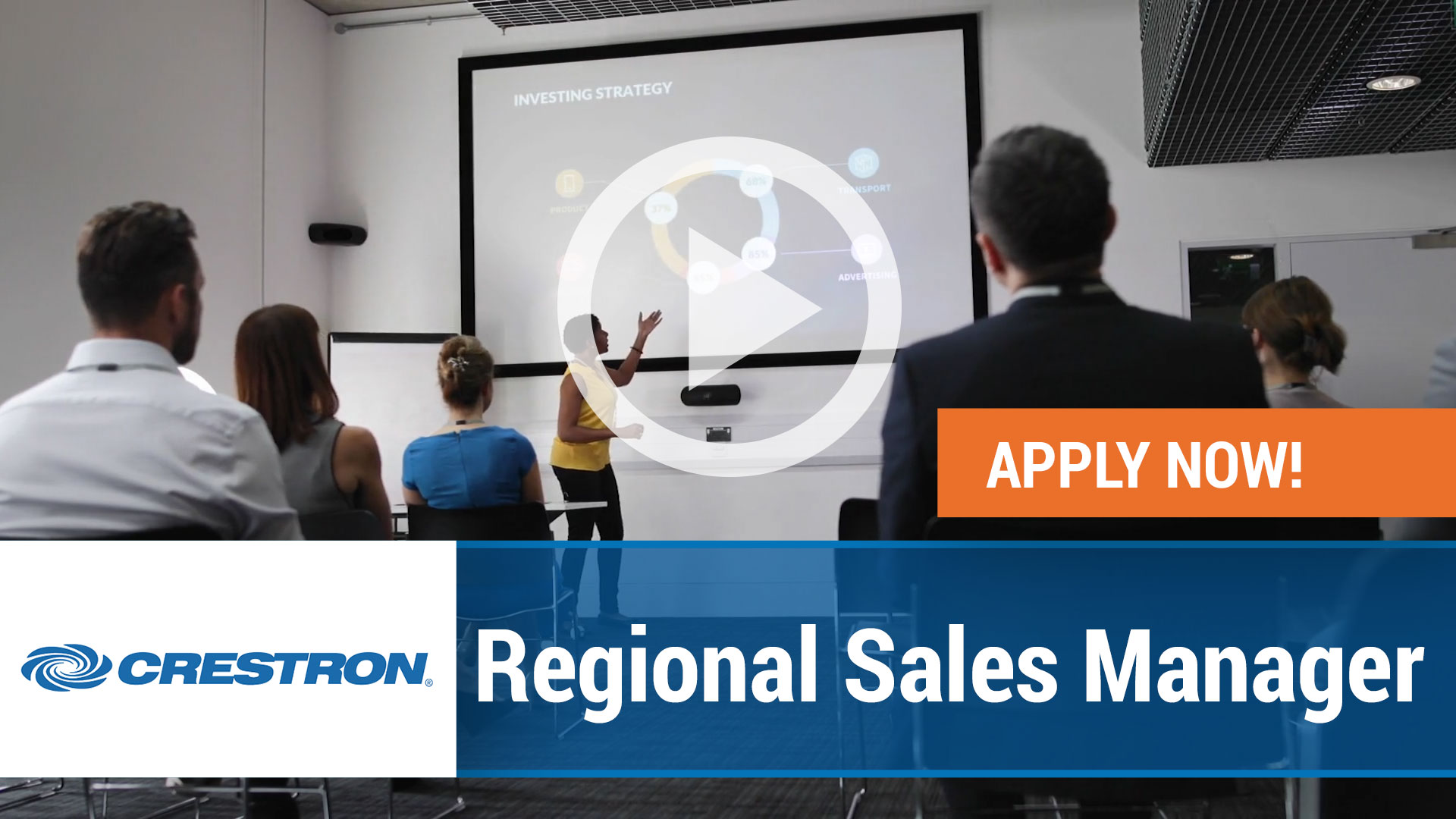 Watch our careers video for available job opening Regional Sales Manager in Rockleigh, NJ, USA