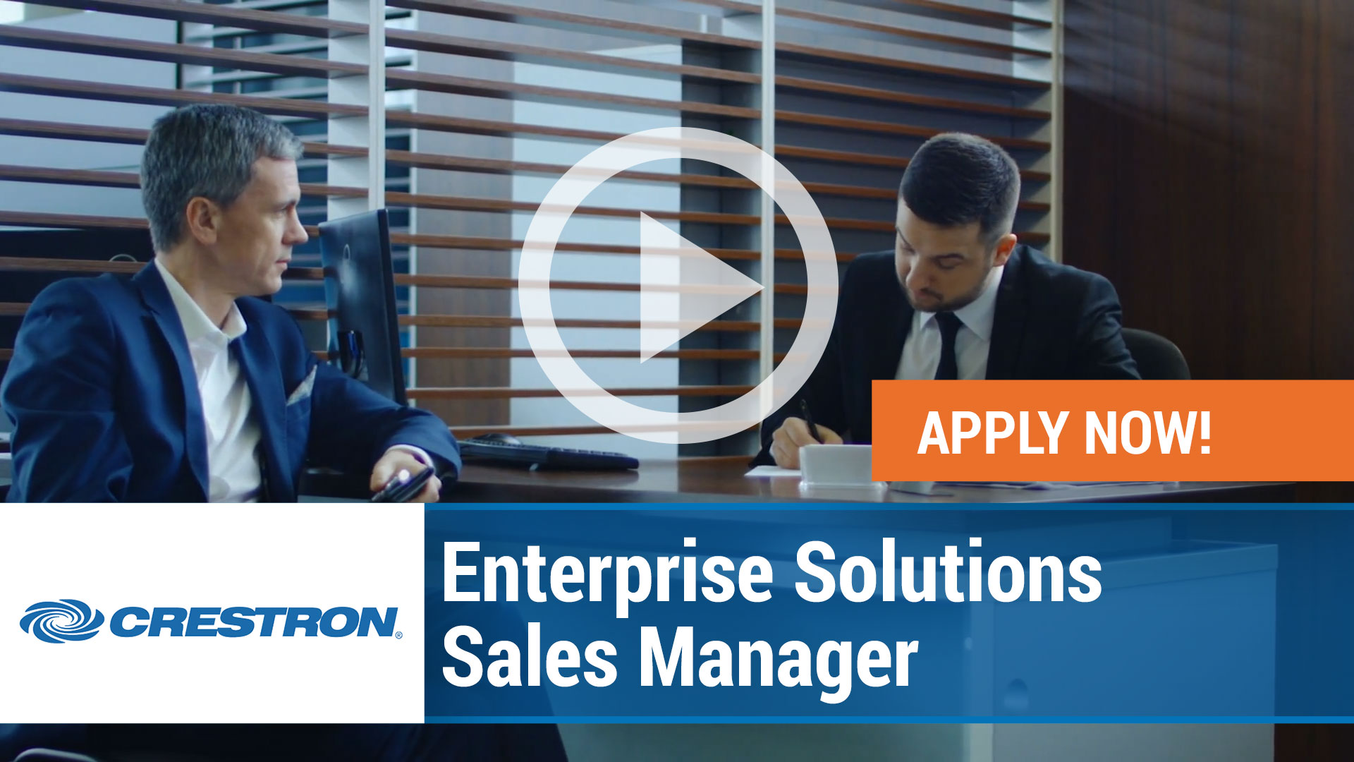 Watch our careers video for available job opening Enterprise Solutions Sales Manager in San Francisco, CA, USA