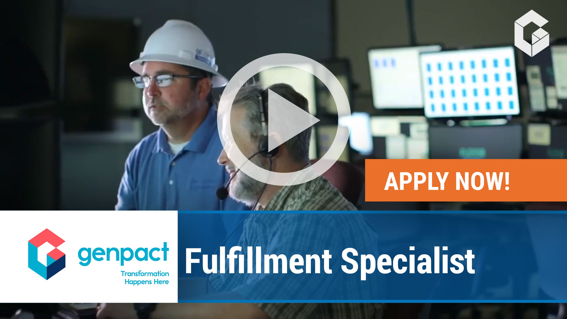 Watch our careers video for available job opening Fulfillment Specialist in Cedar Park, Texas in Cedar Park, Texas