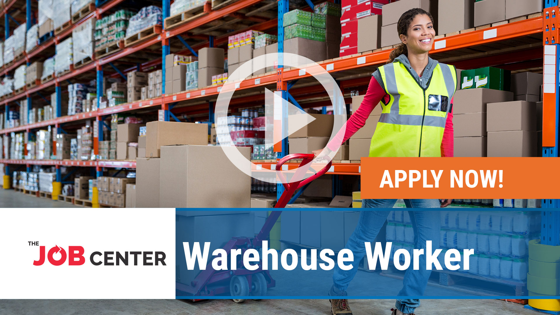 Watch our careers video for available job opening Warehouse Worker in Multiple, Ohio/ Kentucky/ Indiana/ New Hampshire/ Texas