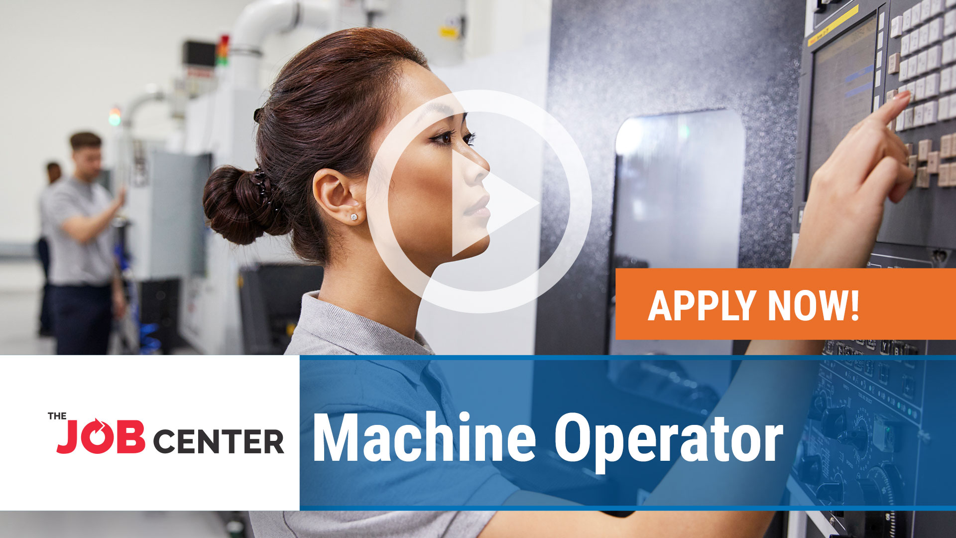 Watch our careers video for available job opening Machine Operator in Multiple, Ohio/ Kentucky/ Indiana/ New Hampshire/ Texas