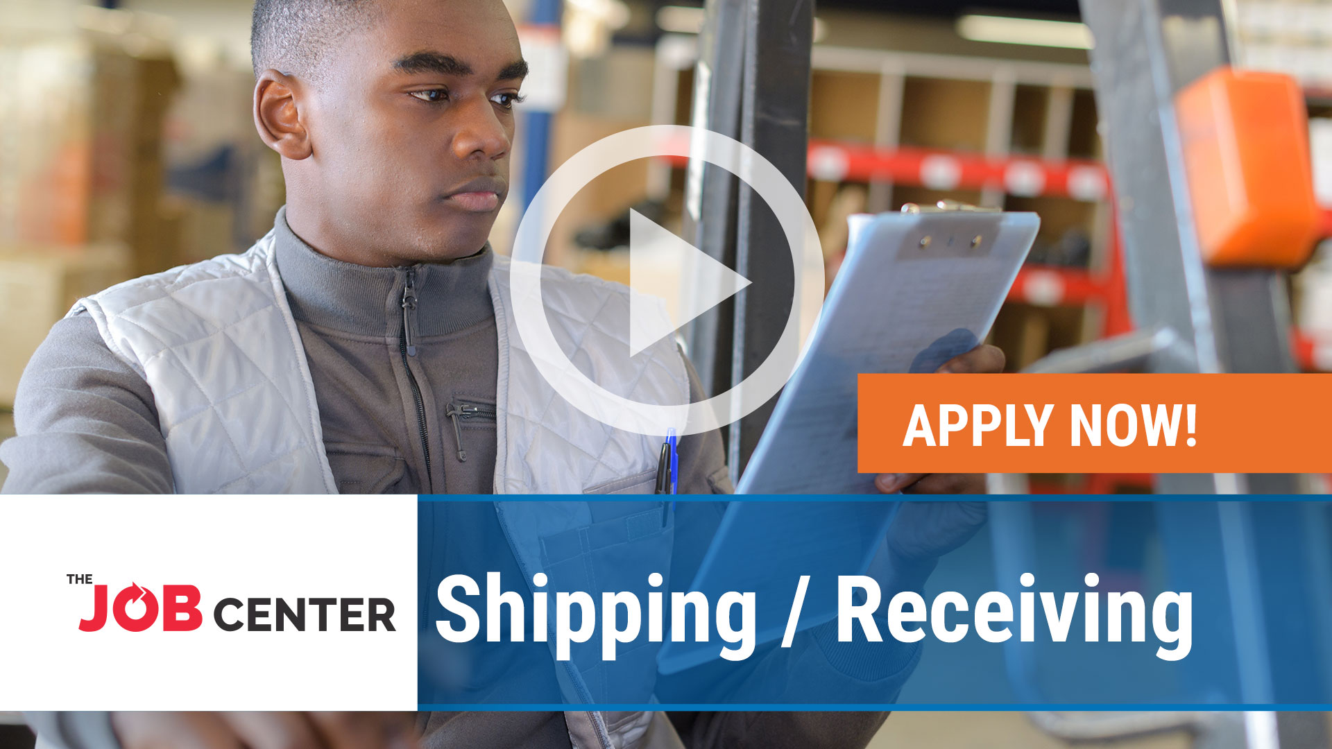 Watch our careers video for available job opening Shipping - Receiving in Multiple, Ohio/ Kentucky/ Indiana/ New Hampshire/ Texas