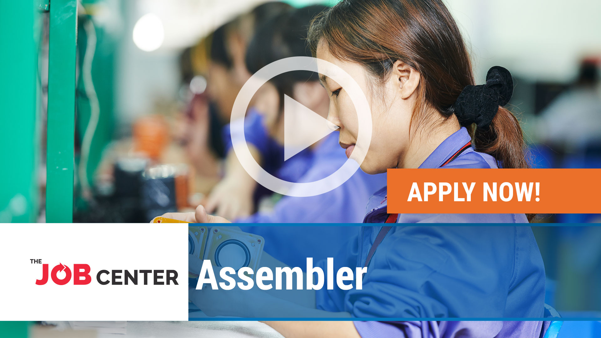 Watch our careers video for available job opening Assembler in Multiple, Ohio/ Kentucky/ Indiana/ New Hampshire/ Texas