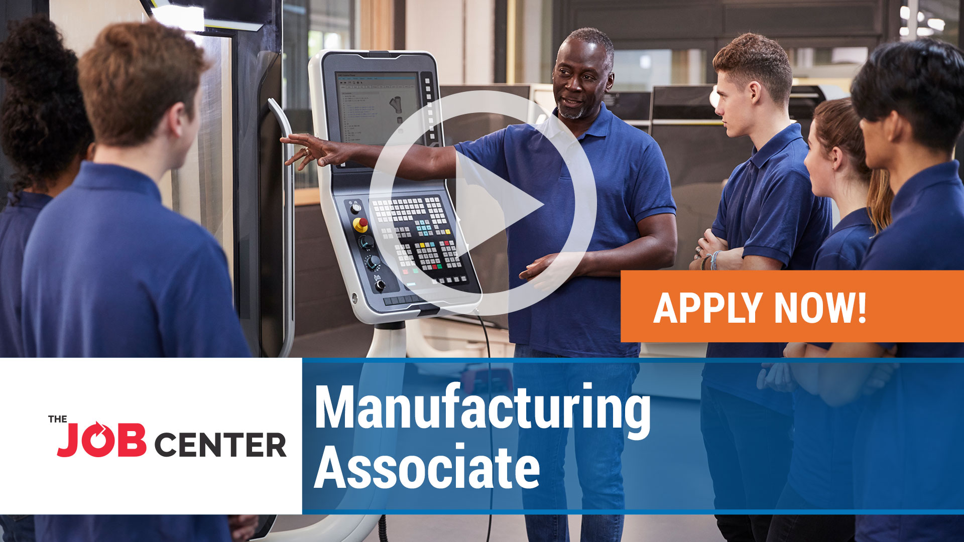 Watch our careers video for available job opening Manufacturing Associate in Multiple, Ohio/ Kentucky/ Indiana/ New Hampshire/ Texas