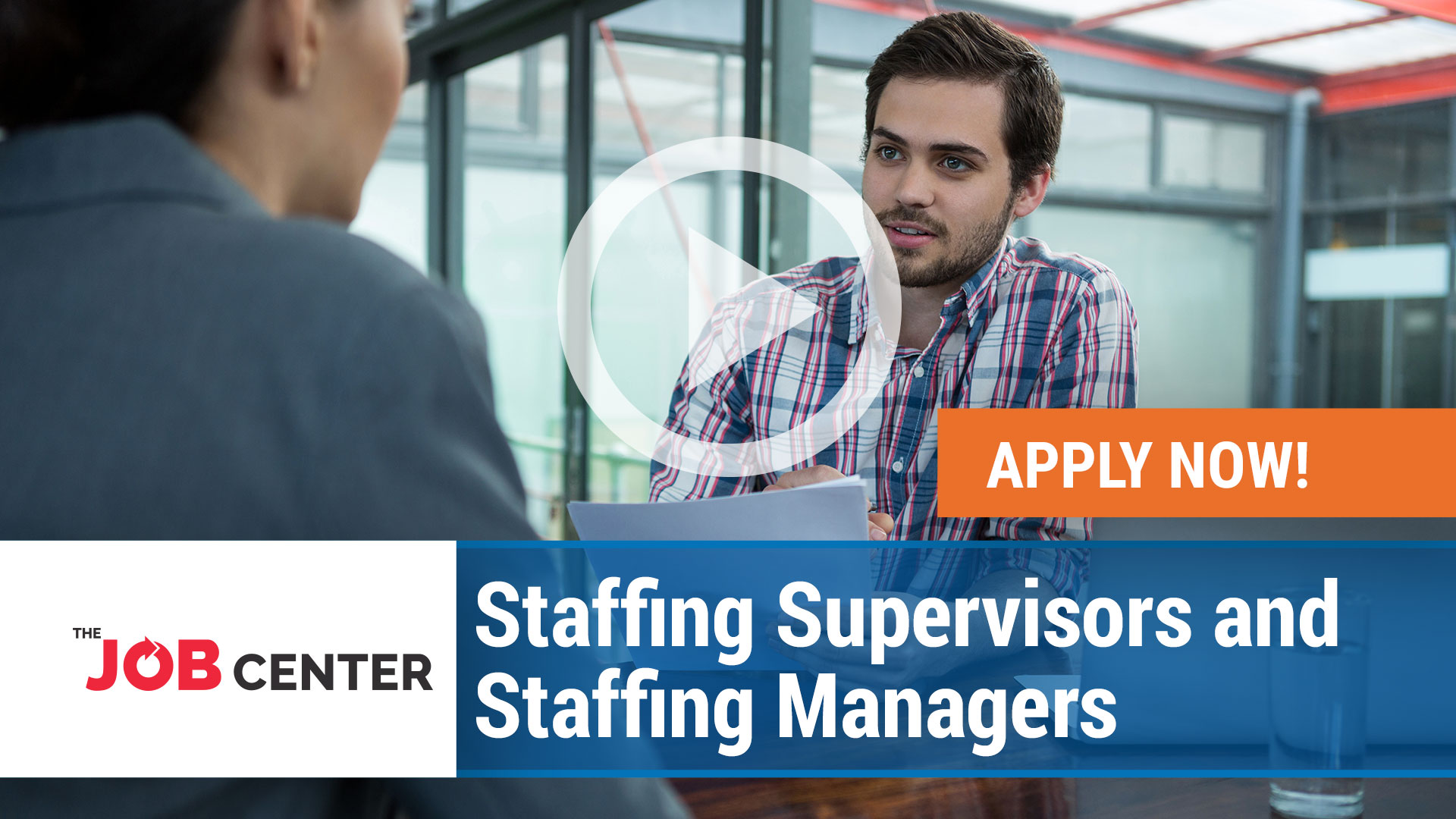 Watch our careers video for available job opening Staffing Supervisors and Staffing Managers in Multiple, Ohio/ Kentucky/ Indiana/ New Hampshire/ Texas