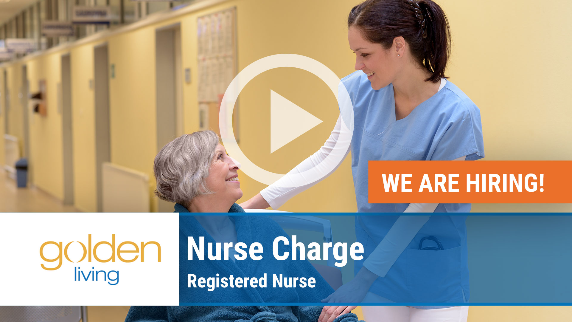 Watch our careers video for available job opening Nurse Charge RN in Indiana, IN