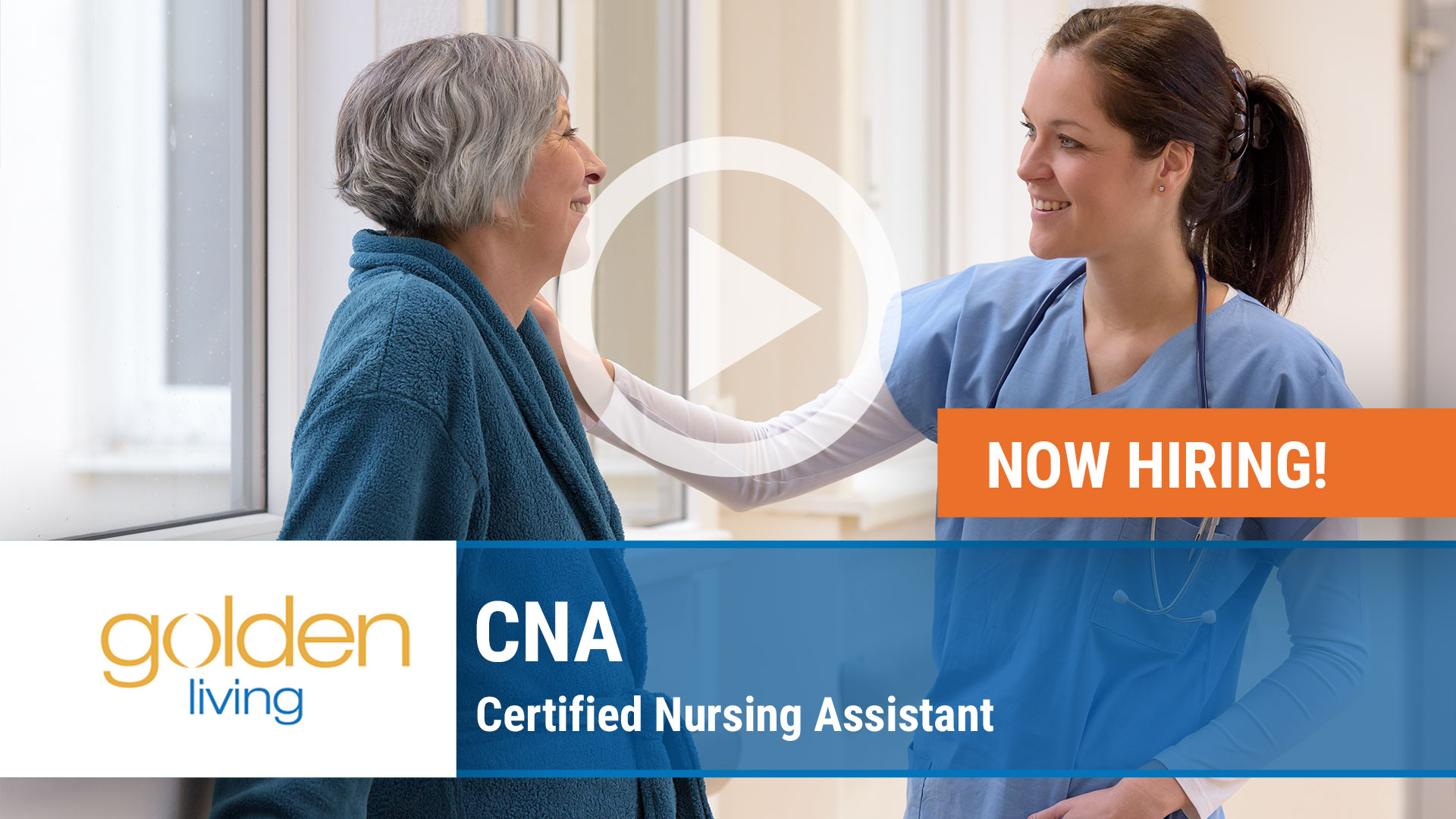 Watch our careers video for available job opening CNA in Indiana, IN