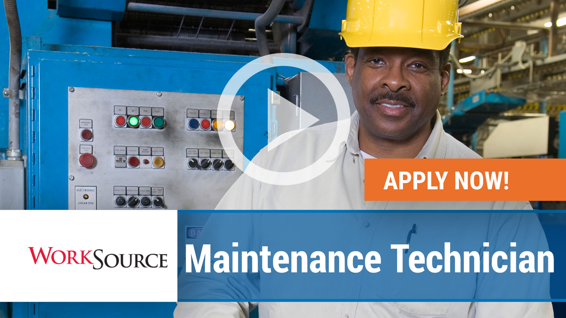 Watch our careers video for available job opening WS Maintenance Technician in Russellville,  AR