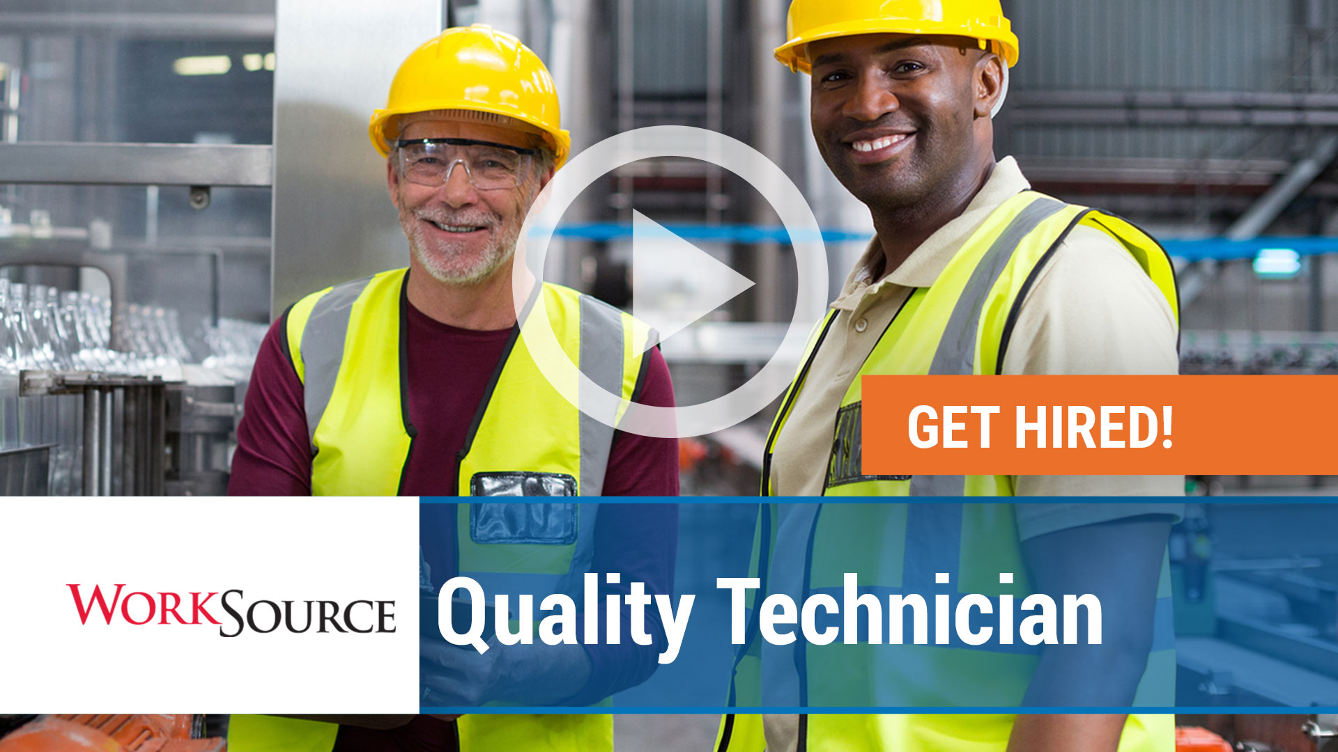 Watch our careers video for available job opening WS Quality Technician in Springdale,  AR