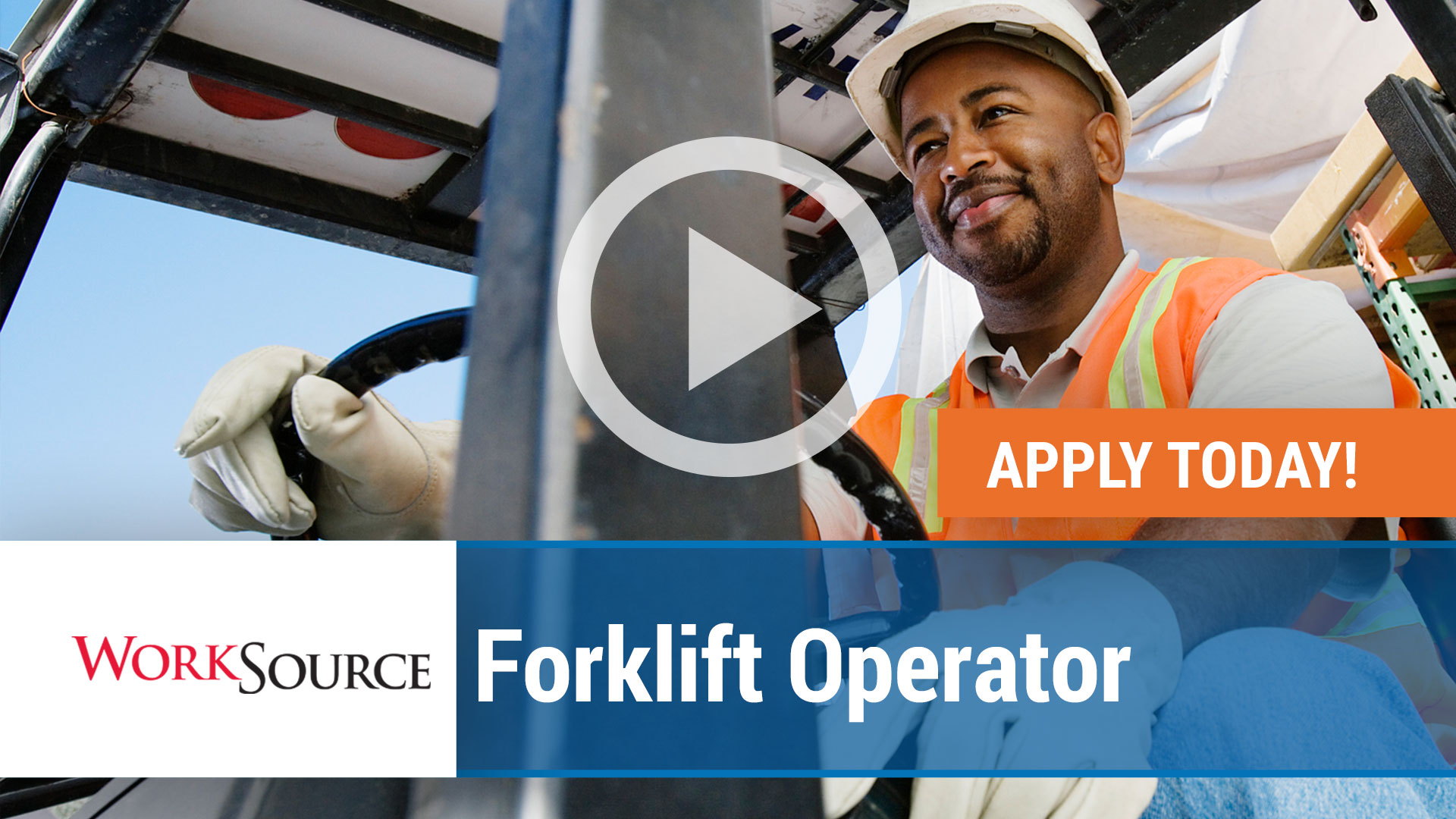 Watch our careers video for available job opening WS Forklift Operator in Victor, IA