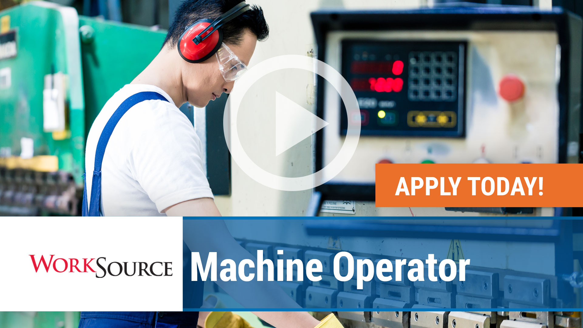 Watch our careers video for available job opening WS Machine Operator in Victor,  IA