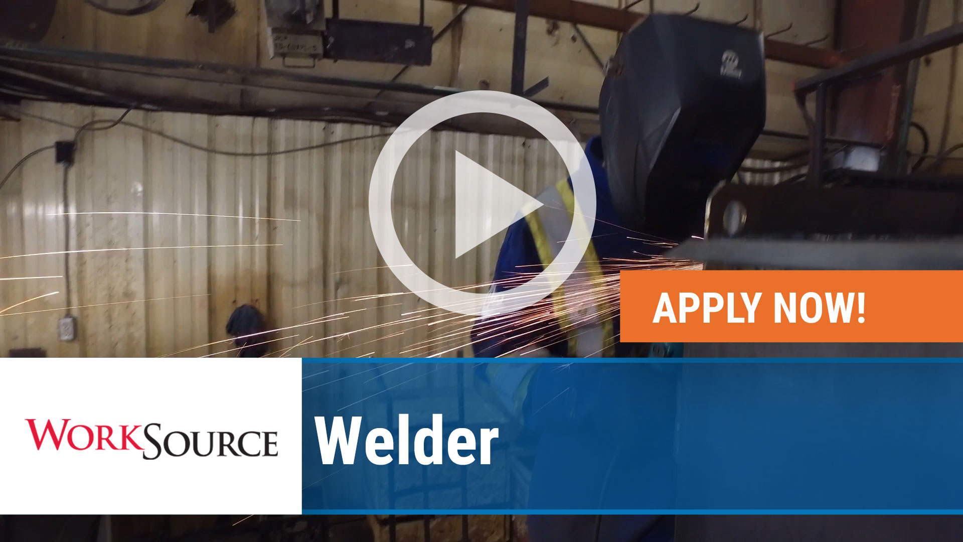 Watch our careers video for available job opening WS Welder in Russellville, AR