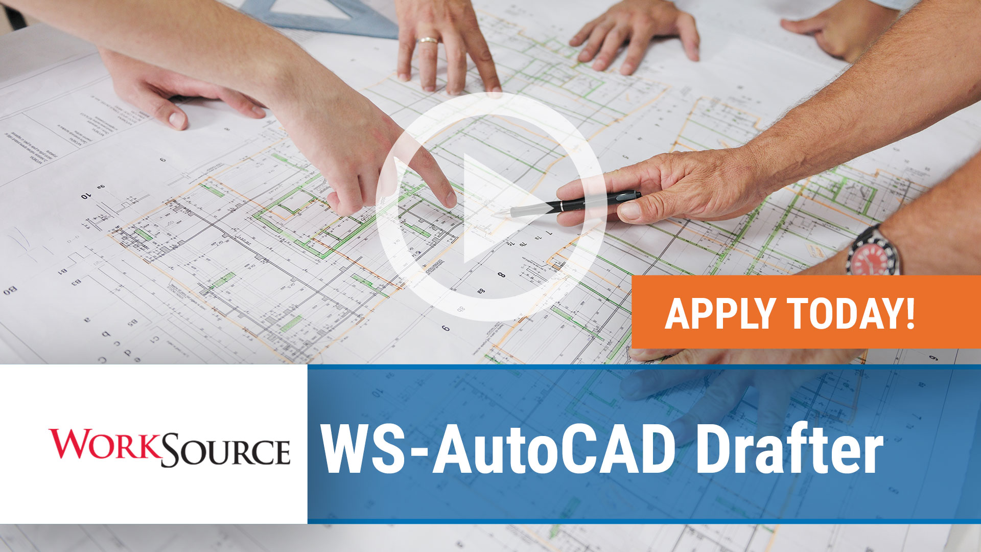 Watch our careers video for available job opening WS AutoCad Drafter in Russellville, Arkansas