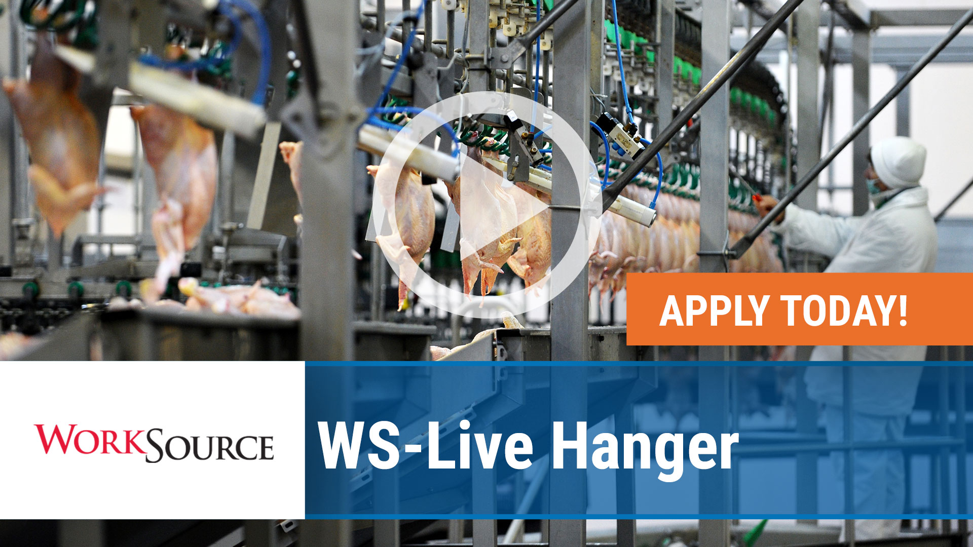 Watch our careers video for available job opening WS Live Hanger in Danville, Arkansas