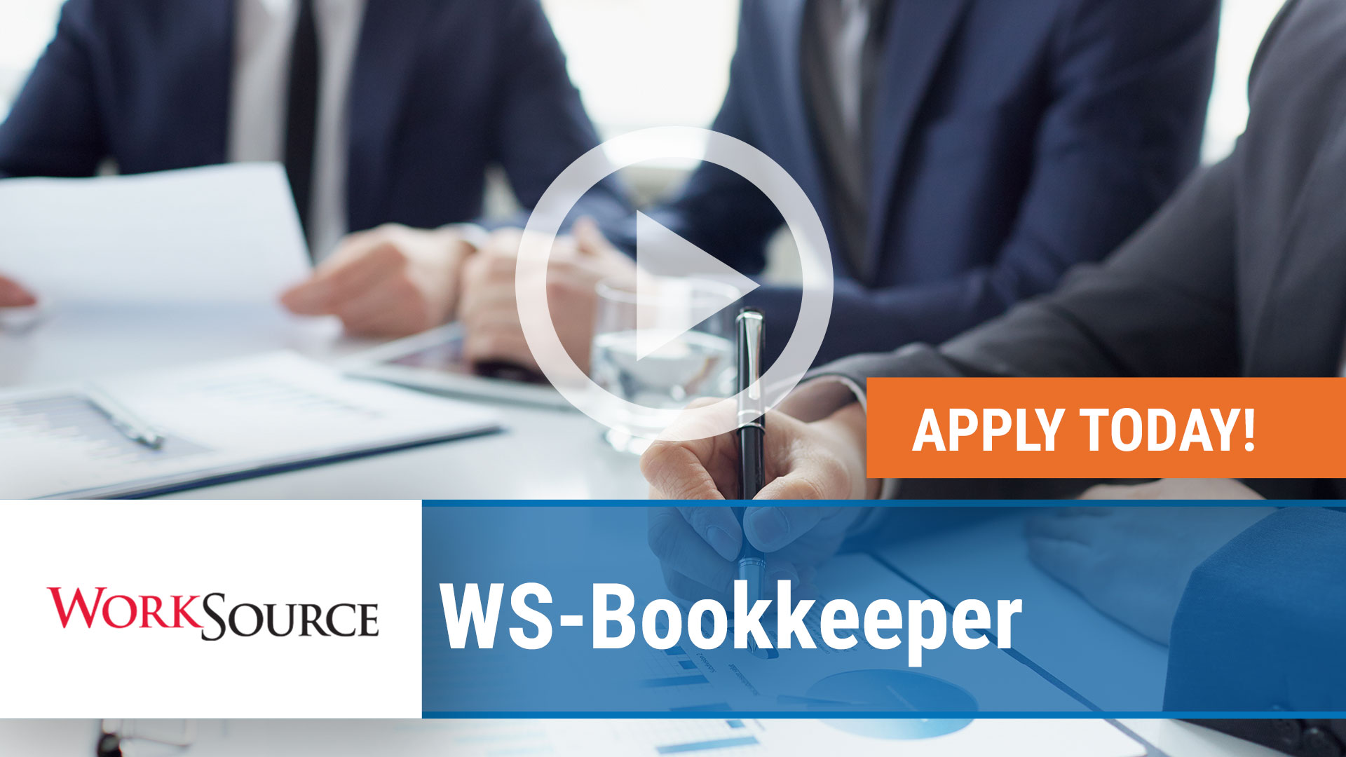 Watch our careers video for available job opening WS Bookkeeper in Fayetteville, Arkansas