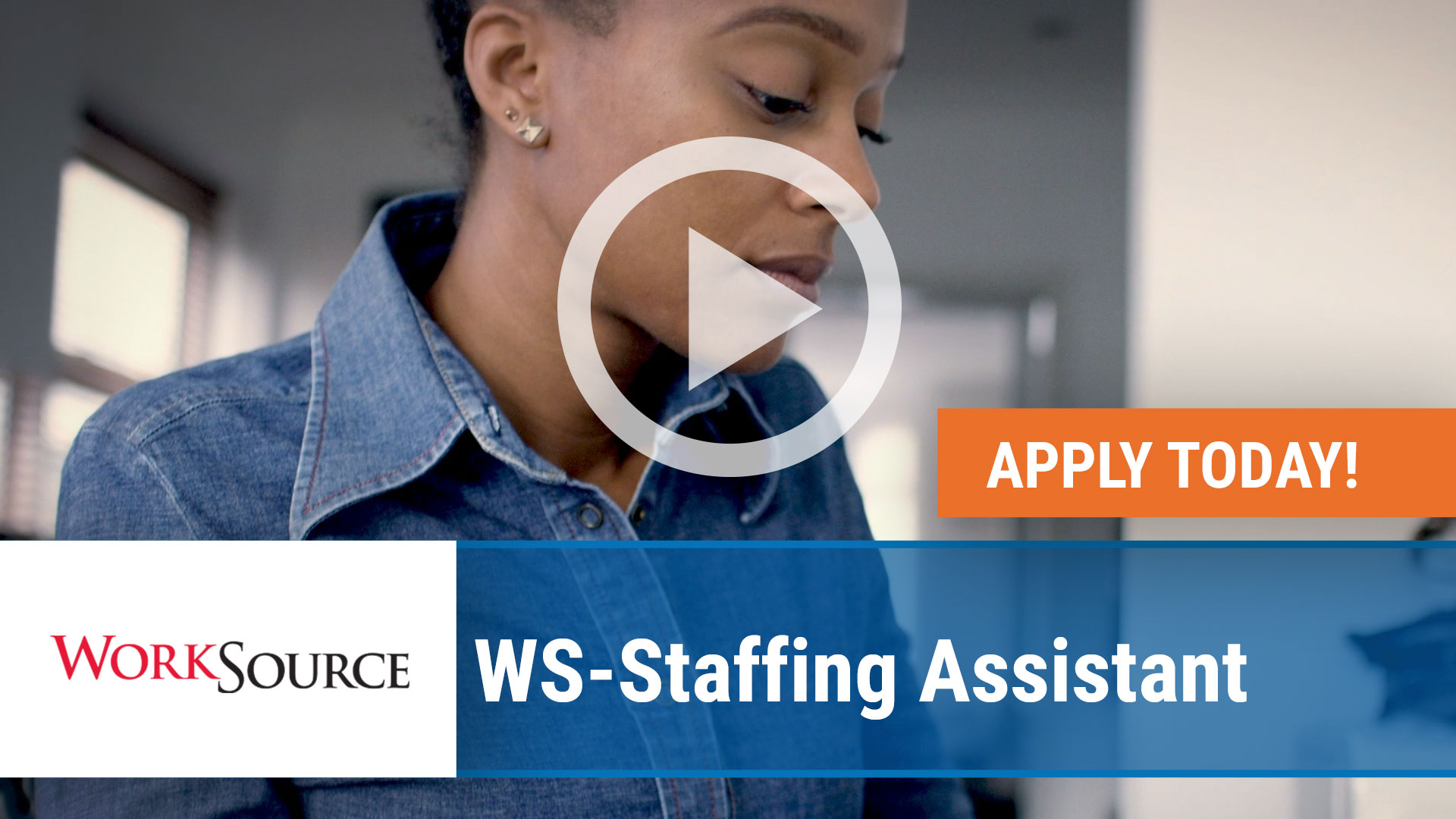 Watch our careers video for available job opening WS Staffing Assistant in Victor, Iowa