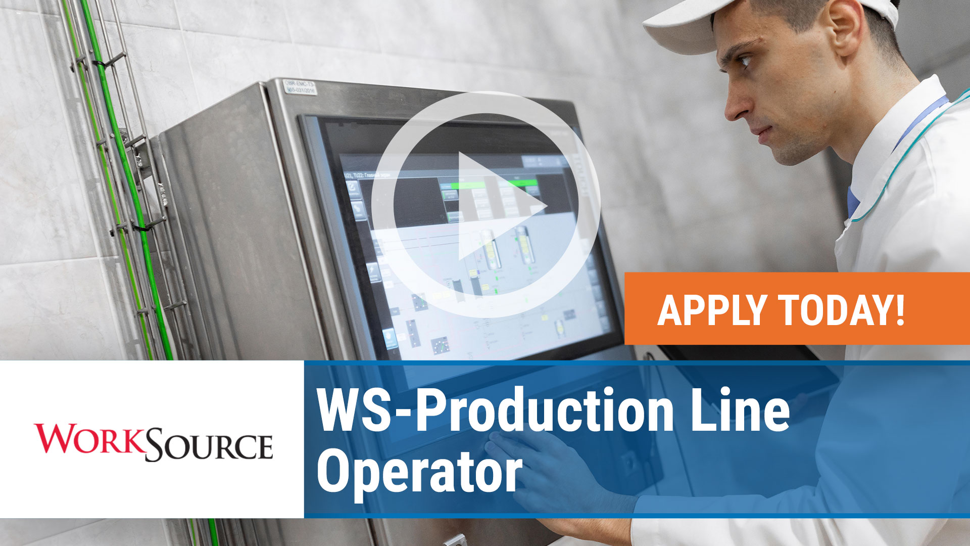 Watch our careers video for available job opening WS Production Line Operator in Siloam Springs,Arkansas. USA