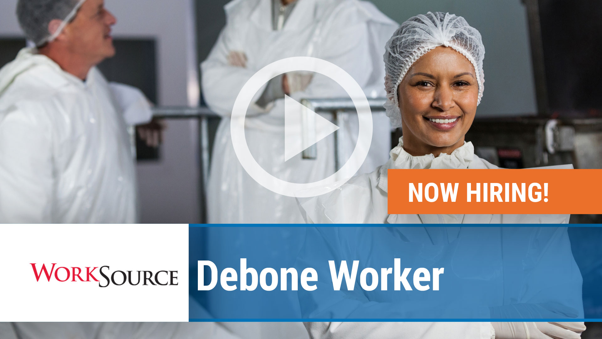 Watch our careers video for available job opening WS Debone Worker in Union Springs, AL, USA
