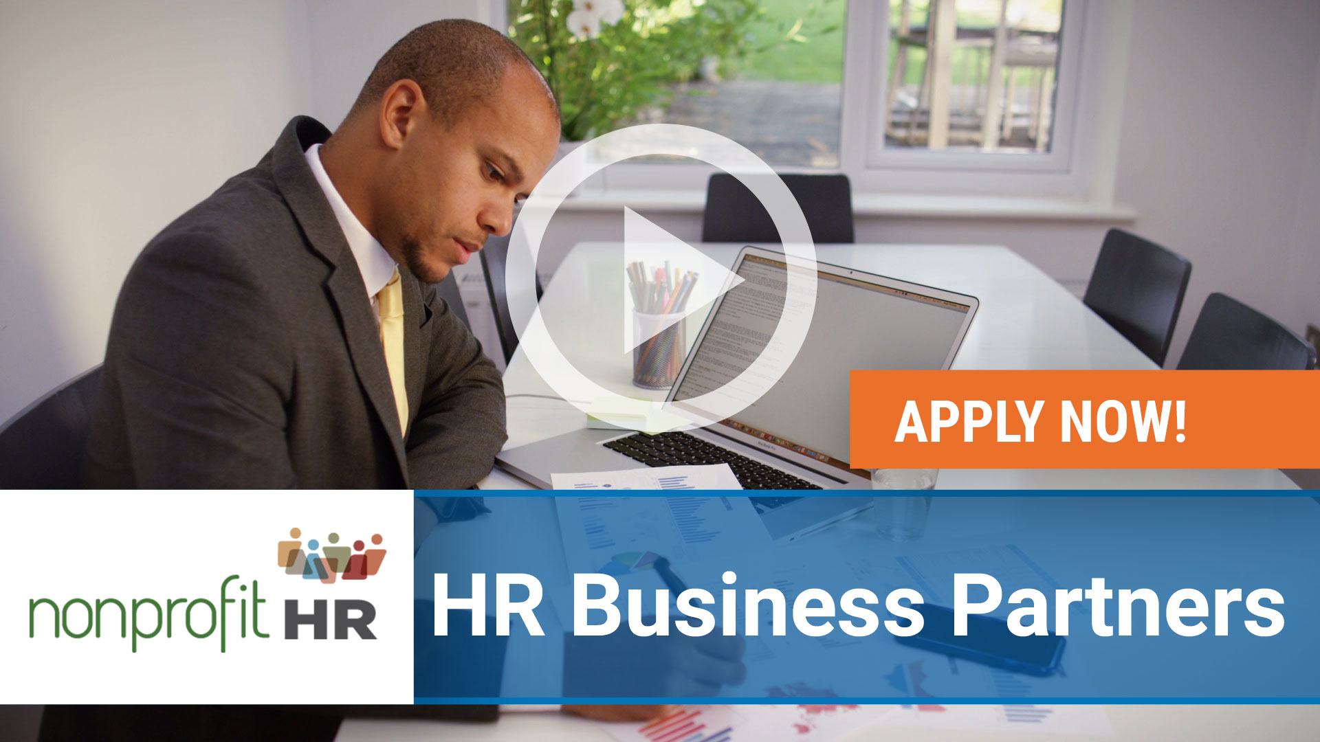 Watch our careers video for available job opening HR Business Partners in Varies,Varies. USA