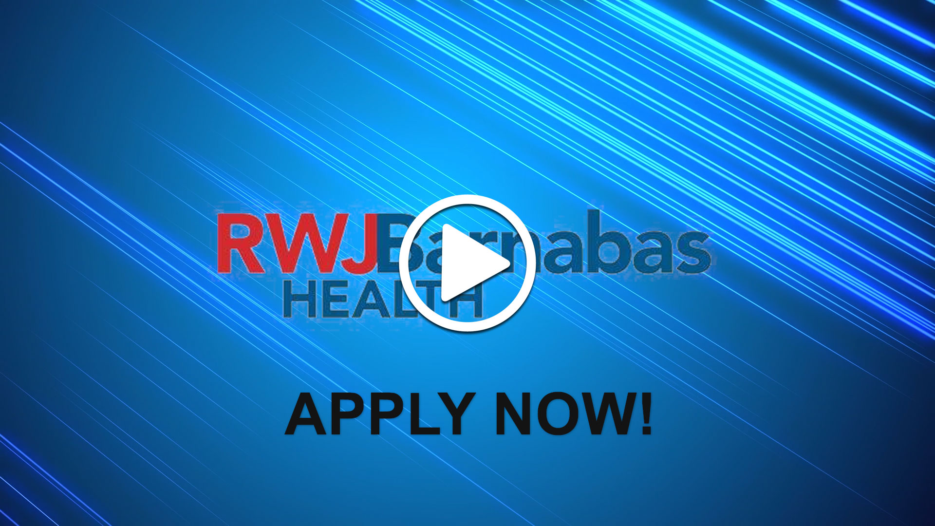 Watch our careers video for available job opening RWJBarnabas Health is Seeking an Outpatient C_A Psychiatrist for Employment in Newark NJ in Newark, NJ, USA