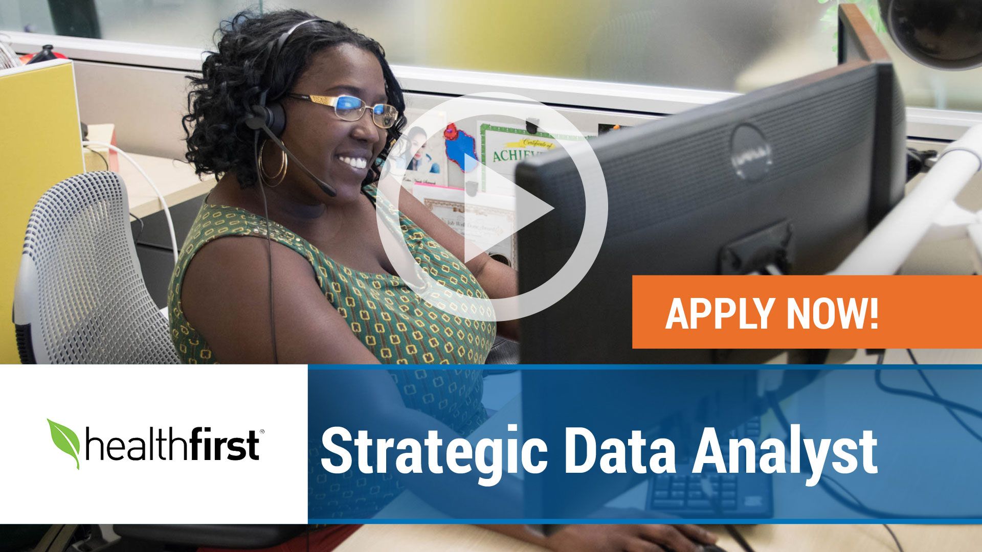 Watch our careers video for available job opening Strategic Data Analyst in New York,NY. USA