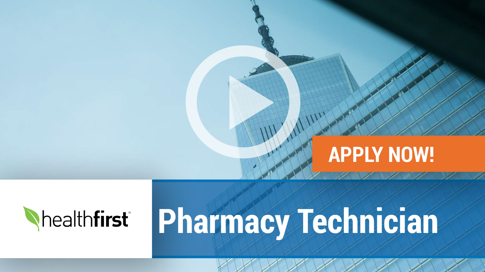 Watch our careers video for available job opening Pharmacy Technician in NYC and Lake Mary, FL