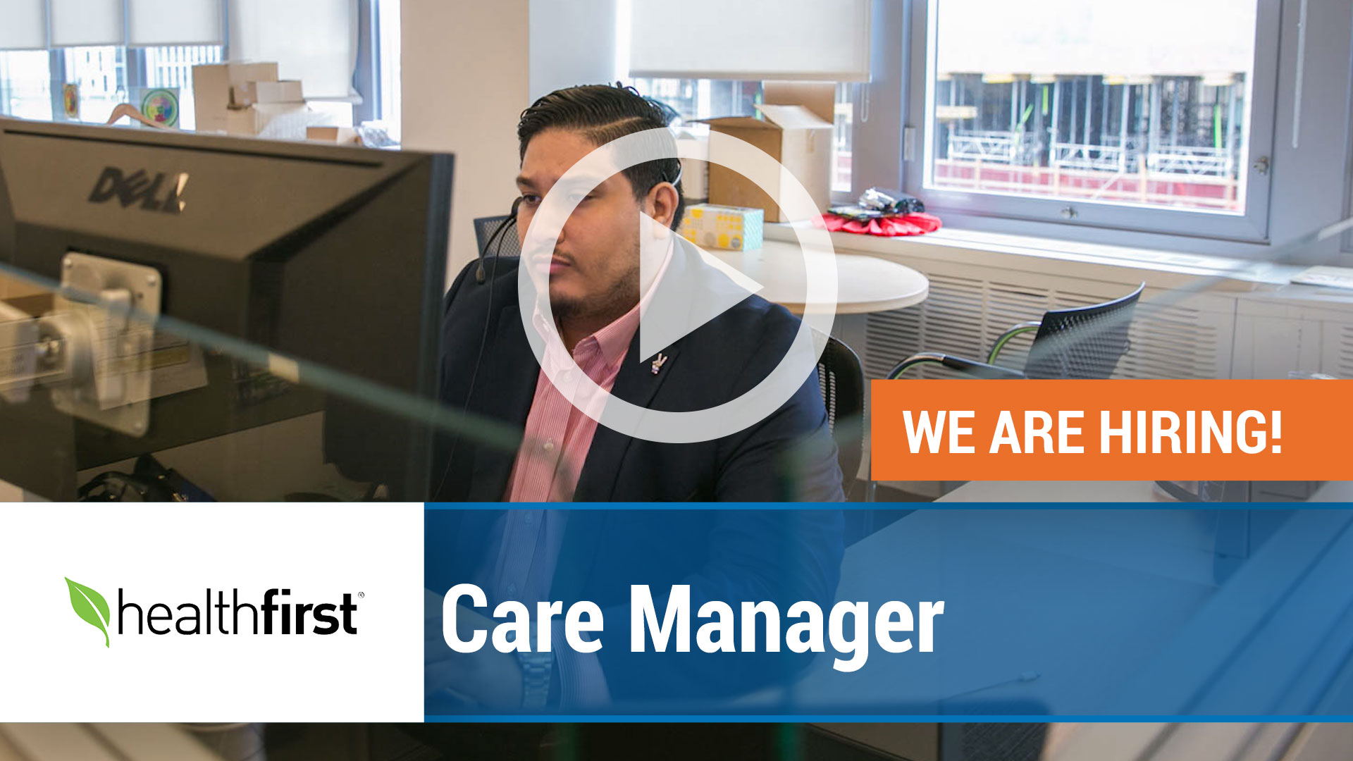 Watch our careers video for available job opening Care Manager in New York,NY. USA