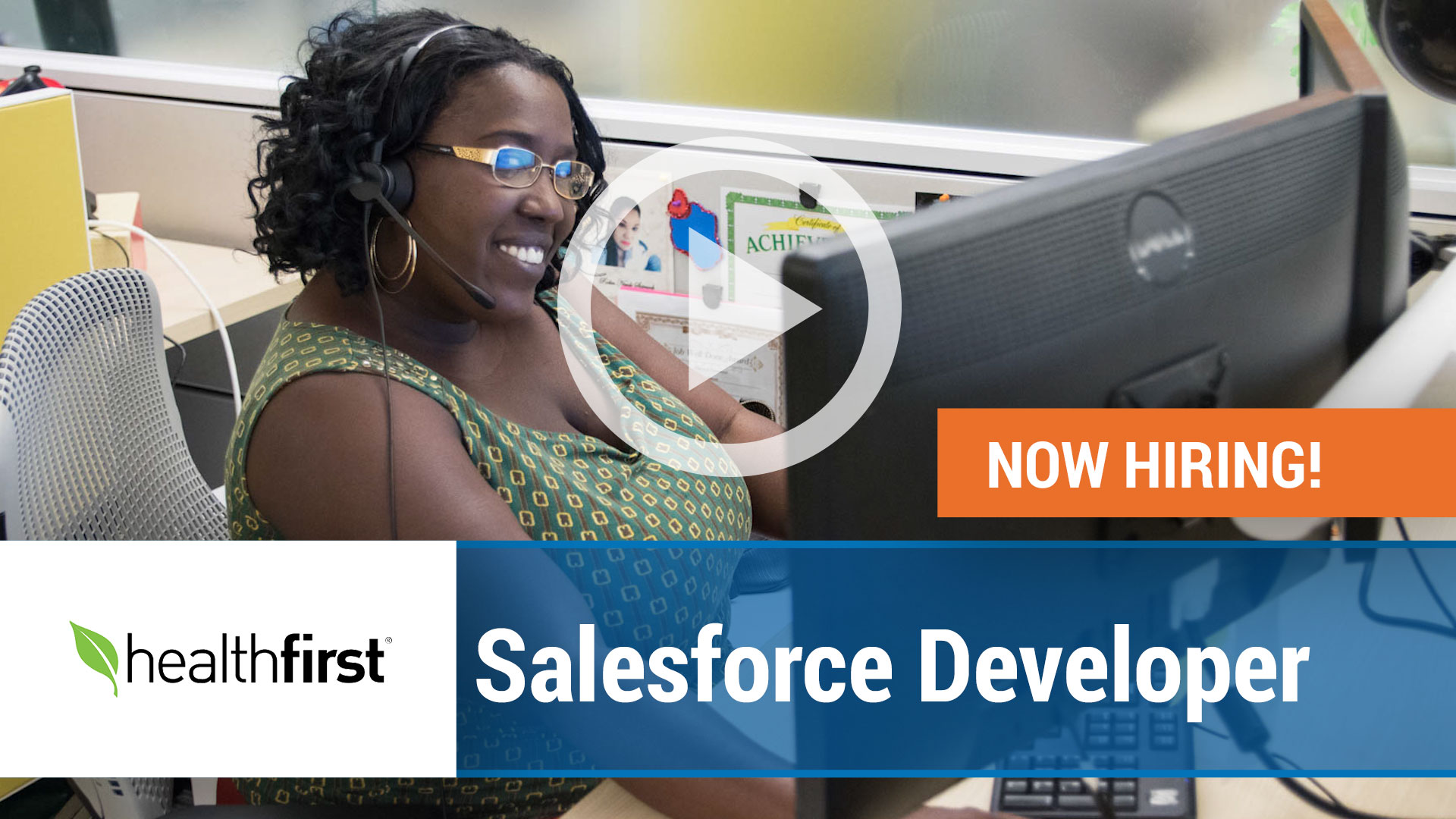 Watch our careers video for available job opening Salesforce Developer in New York, NY.  USA