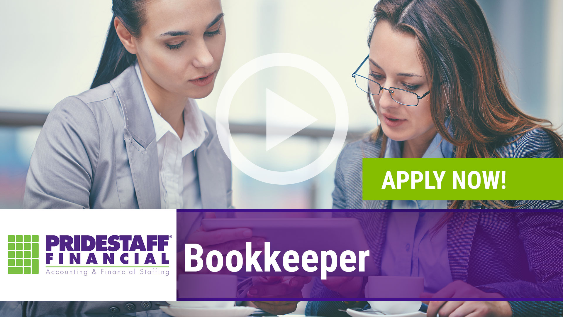 Watch our careers video for available job opening Bookkeeper in North Dallas, Texas
