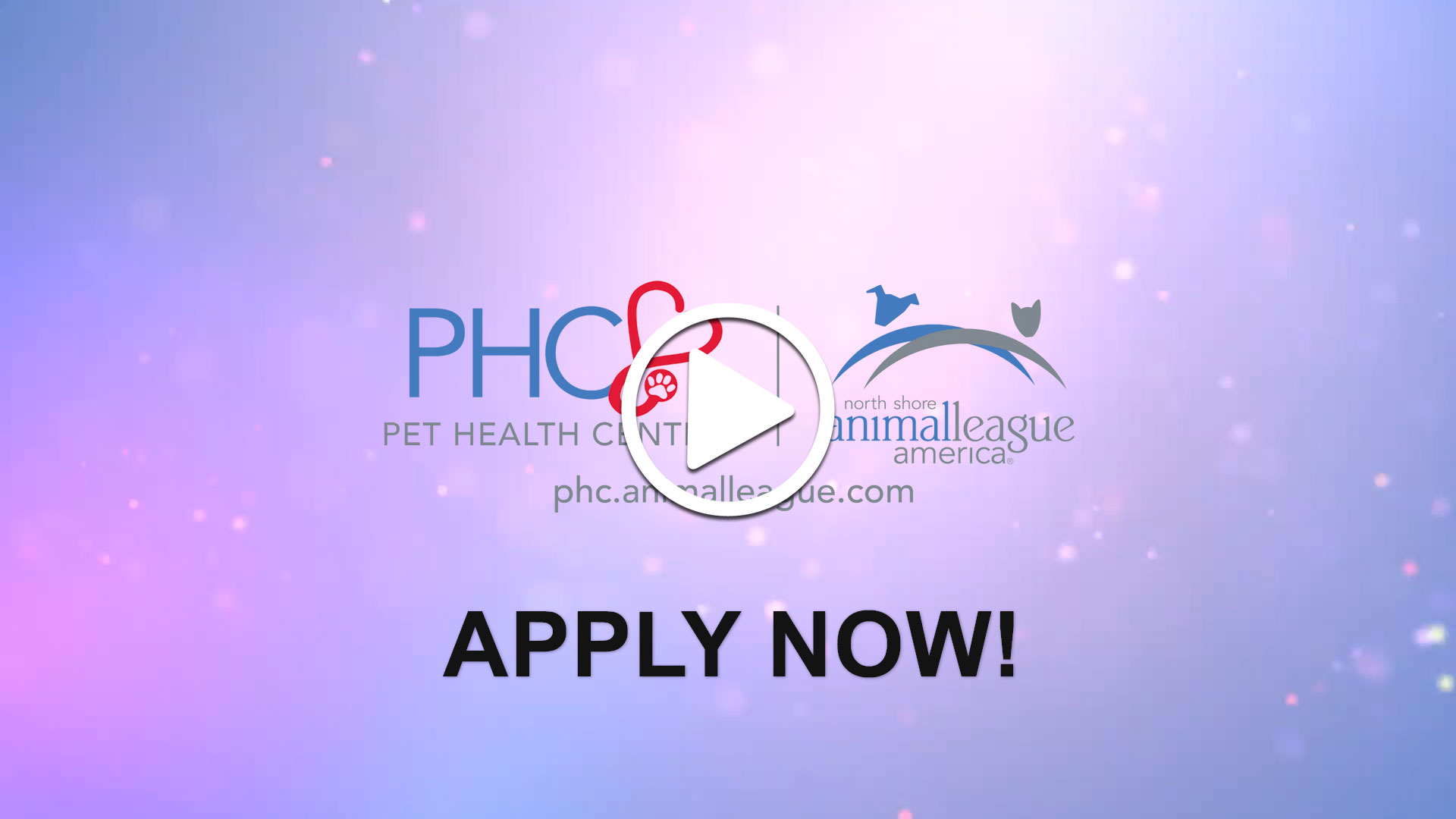 Watch our careers video for available job opening Staff Veterinarian in Port Washington, New York