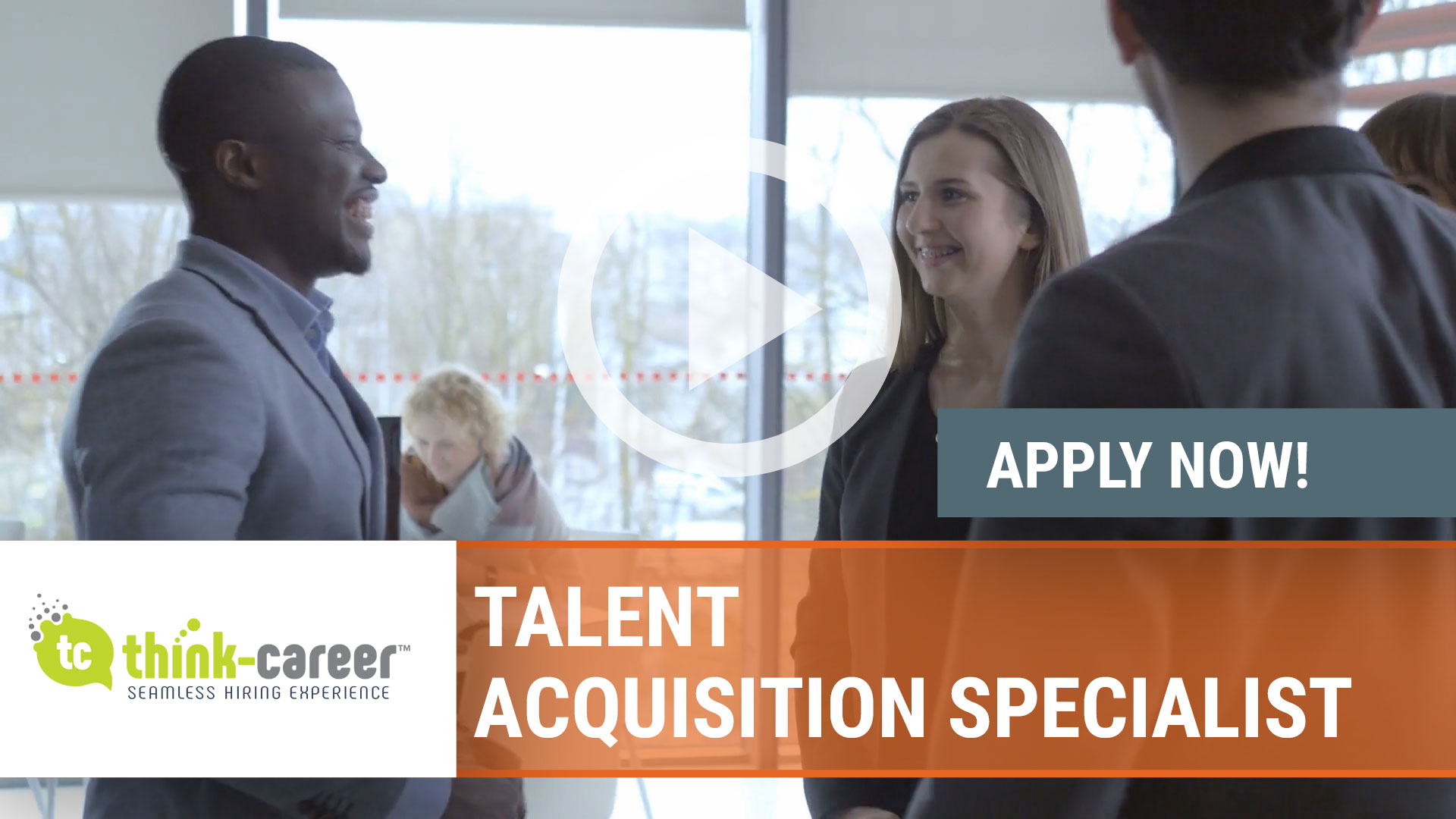 Watch our careers video for available job opening Talent Acquisition Specialist in Fourways, Johannesburg, South Africa
