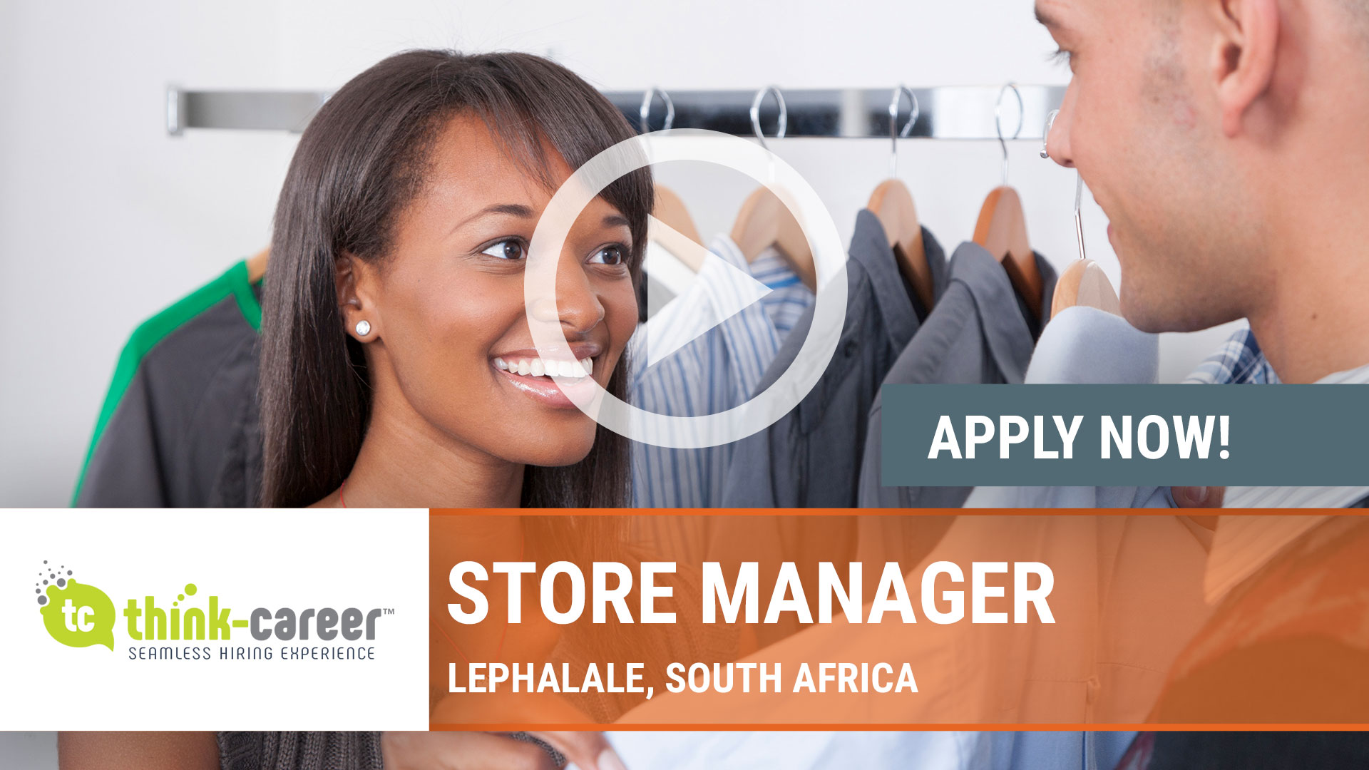 Watch our careers video for available job opening Store Manager in Lephalale, South Africa