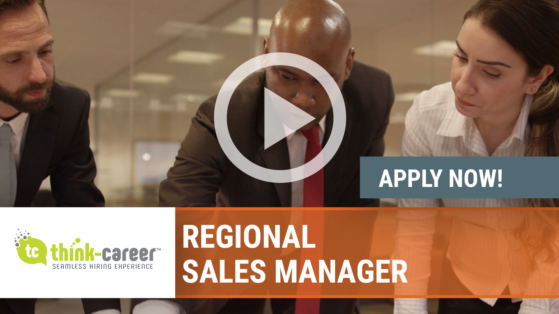 Watch our careers video for available job opening Regional Sales Manager in Johannesburg, Gauteng