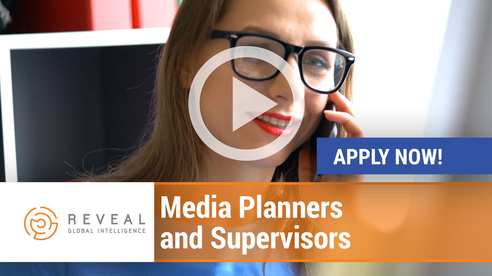 Watch our careers video for available job opening Supervisor, Media Planning in Birmingham, AL.  Remote Work Available