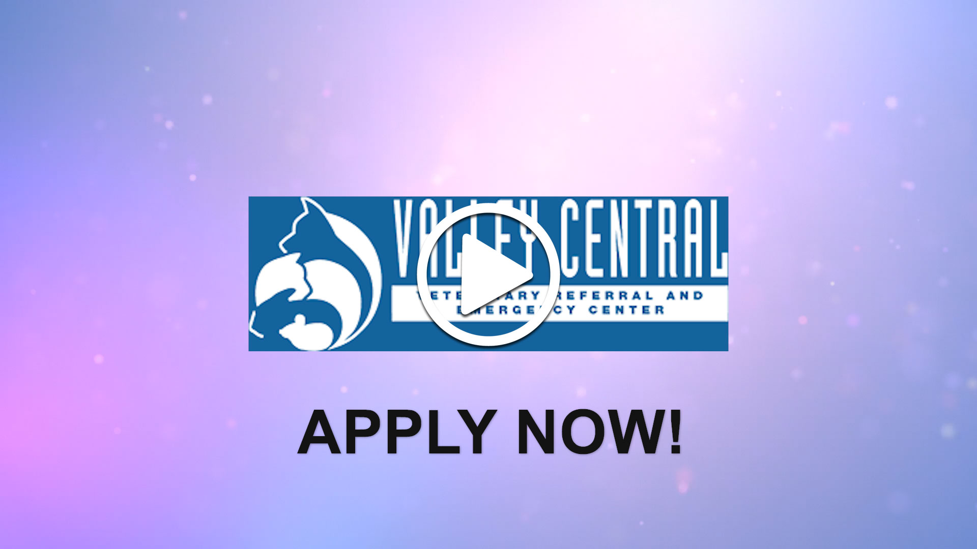 Watch our careers video for available job opening Emergency Veterinarian FT and PT - 25,000 Sign-on Bonus and Relocation Package in Whitehall, PA.  USA