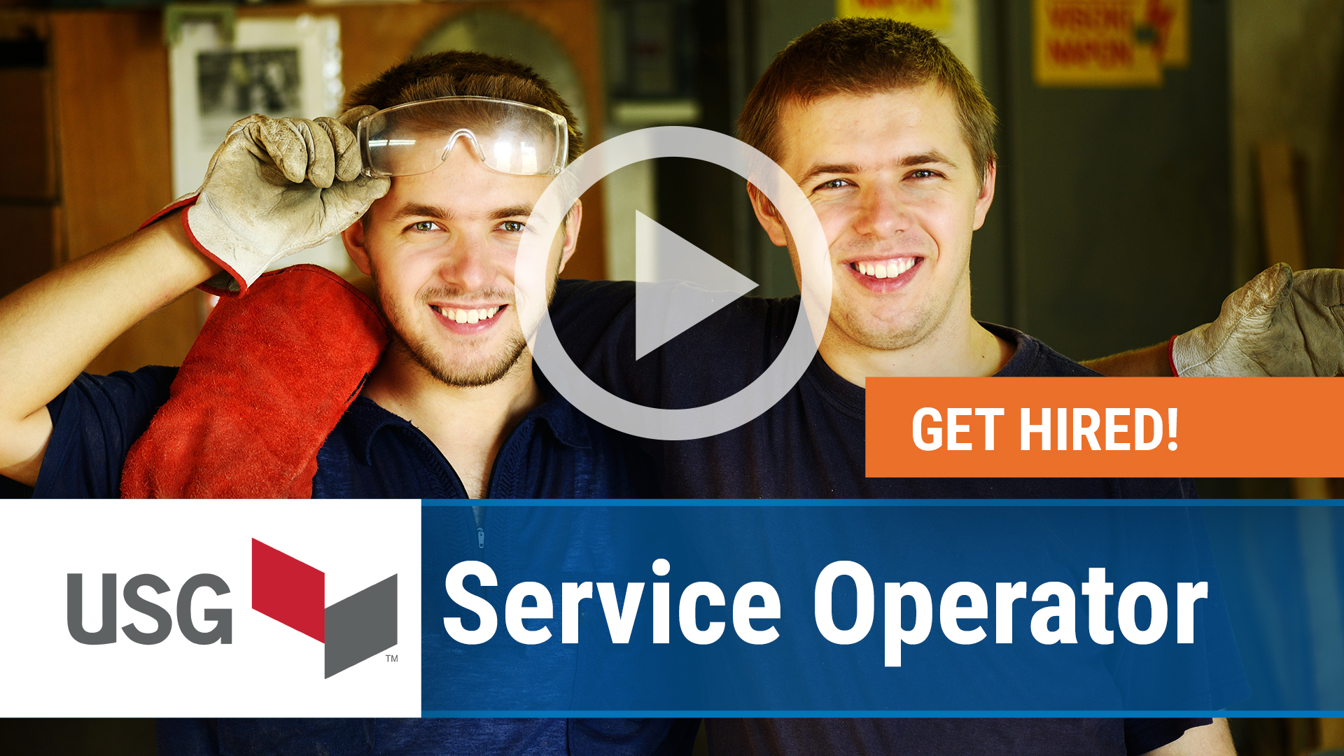 Watch our careers video for available job opening Service Operator in Fort Dodge, IA