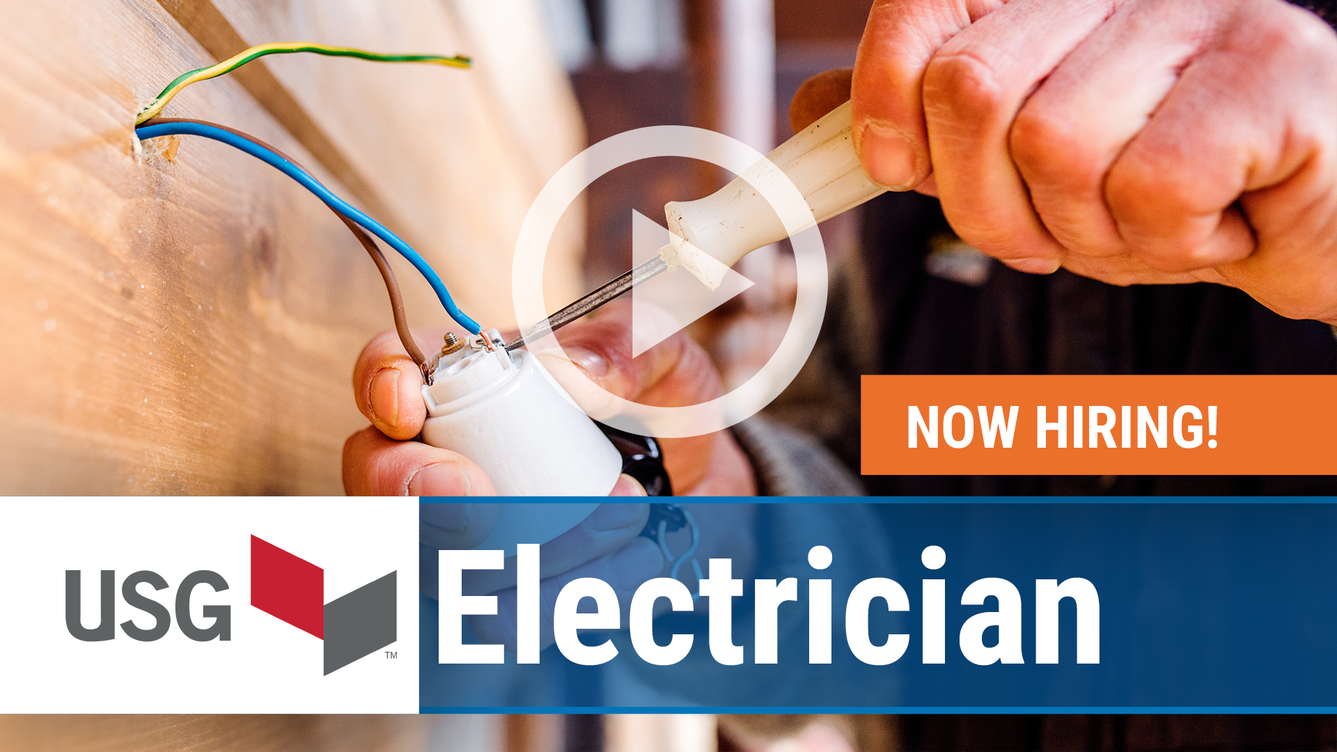 Watch our careers video for available job opening Electrician in Baltimore, MD